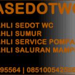 Profil Jogja Sedot WC H. Ahmad Yogyakarta 0812-2889-5564
