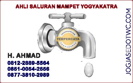 saluran mampet yogya