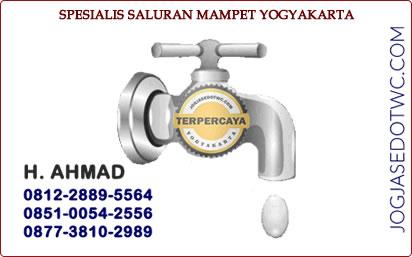 spesialis saluran mampet Yogya