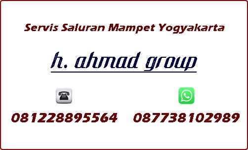 servis saluran mampet Yogyakarta